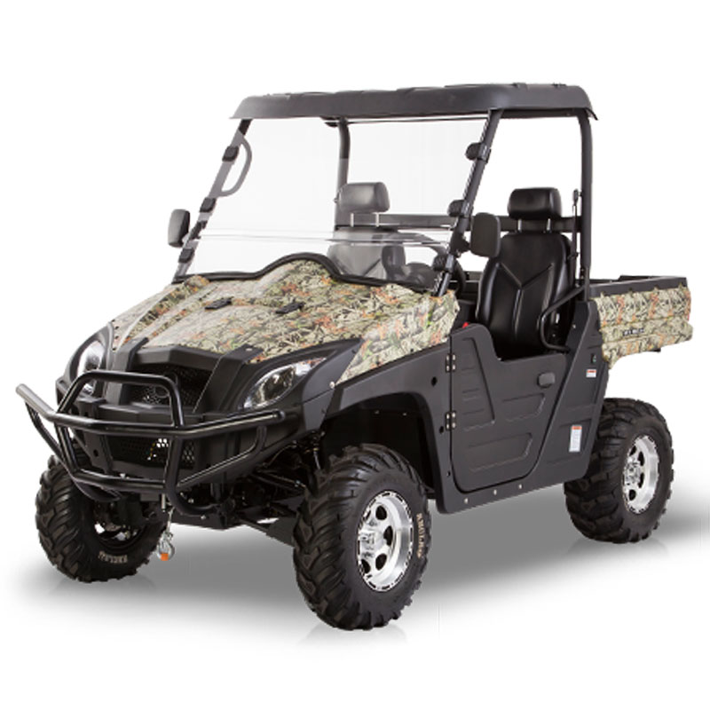 KXU-18 UTV SIDE BY SIDE 800CC 4X4