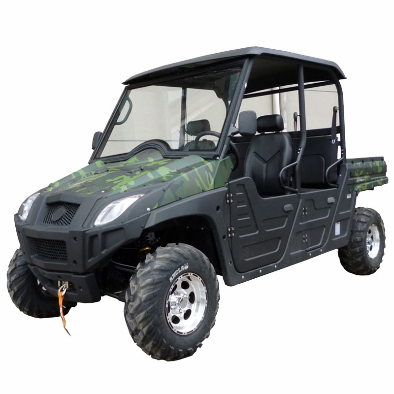 KXU-19 FOUR SEATS UTV 800CC 4X4
