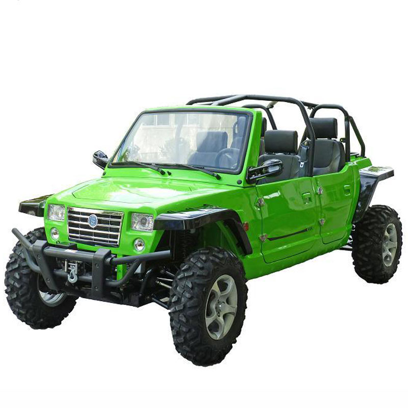 KXU-25 JEEP UTV 4 SEATERS 1100CC 4X4