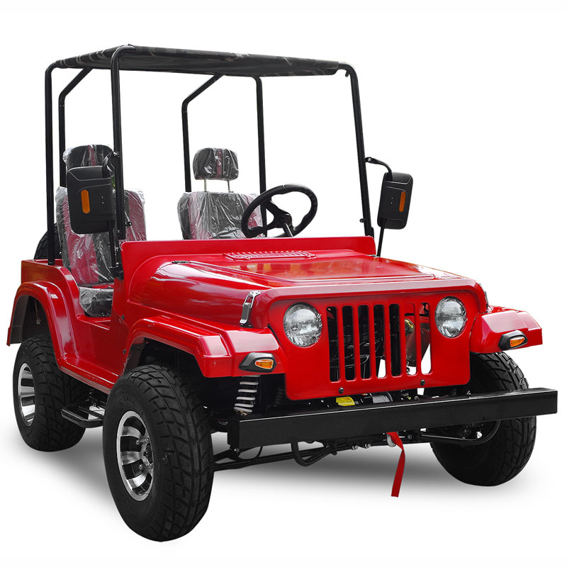 KXB-20 ELECTRIC JEEP 2200W/3000W