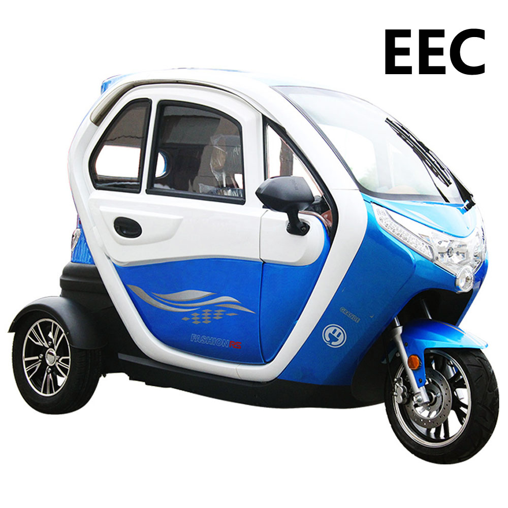 KXE-18 ENCLOSED TRICYCLE SCOOTER 1500W