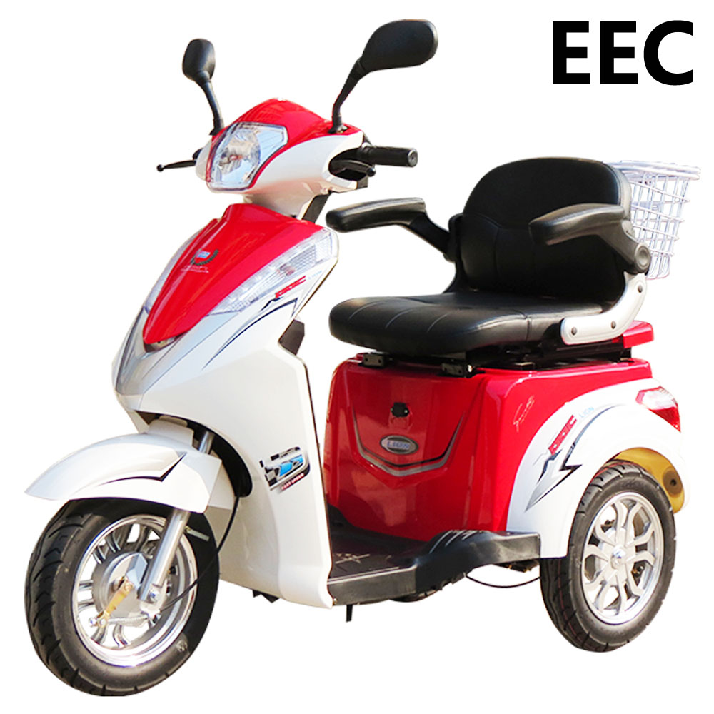 KXE-17 ELECTRIC TRIKE SCOOTER 1000W