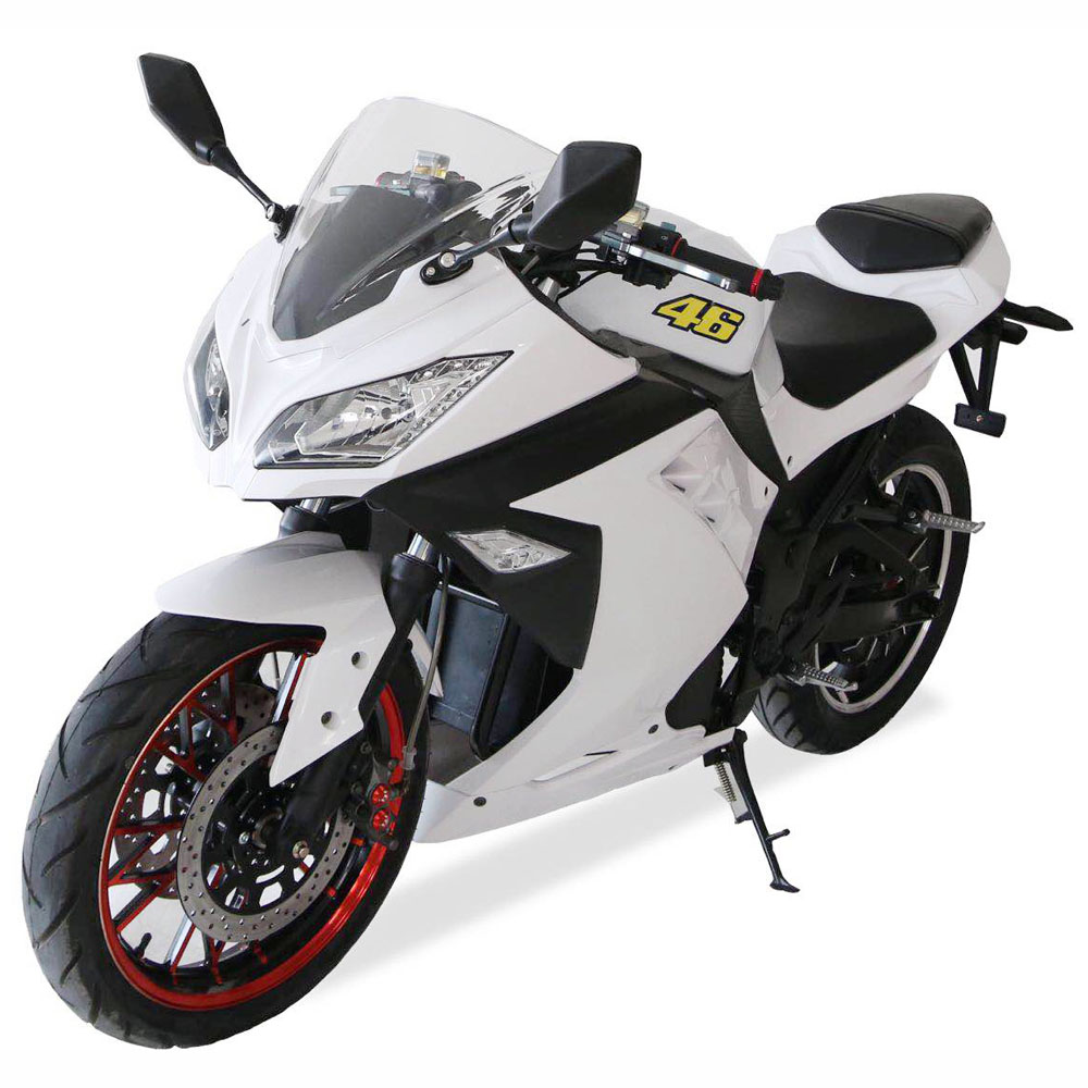 KXE-10 ELECTRIC RACING MOTORCYCLE 4KW