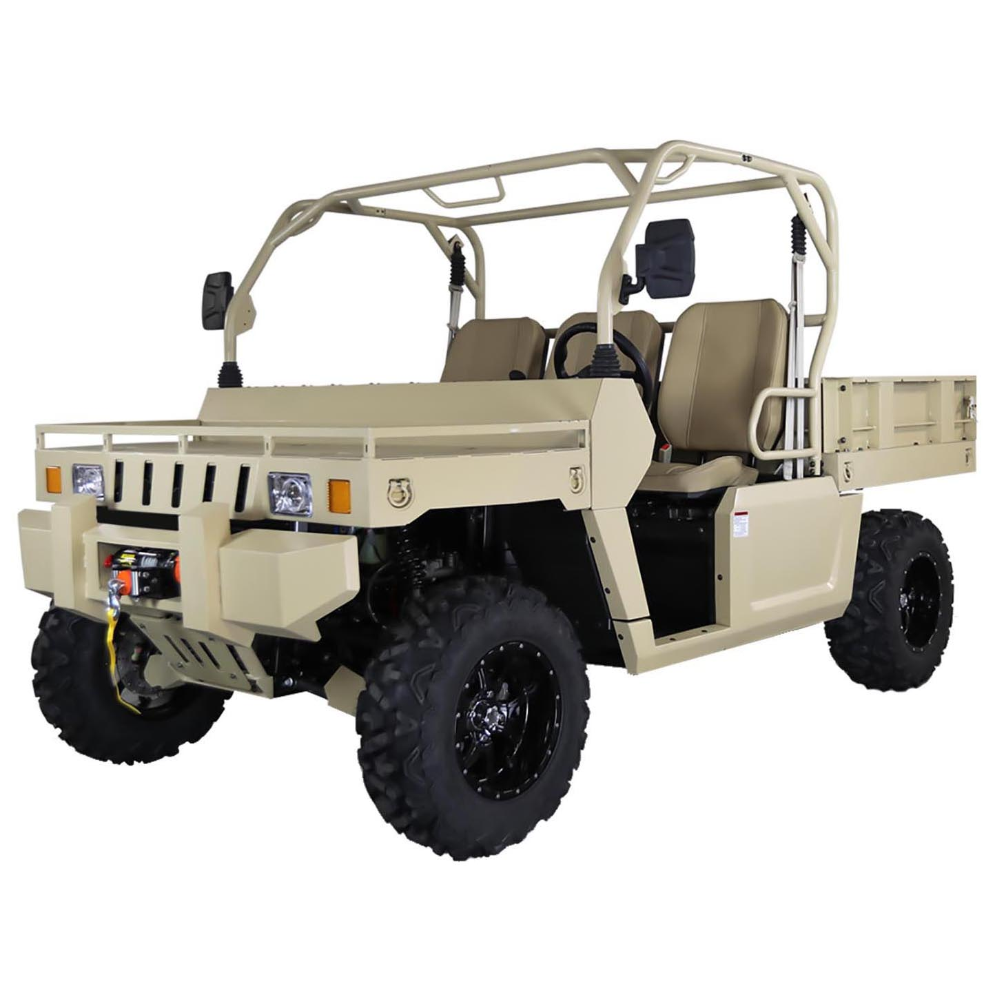 KXU-10 WARRIOR UTV 800CC 4X4