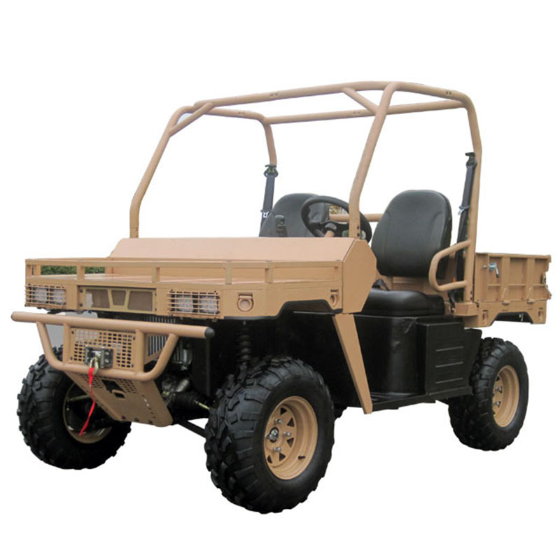 KXU-09(HUNTER VEHICLE 4X4 600CC)